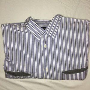 COMME des GARÇONS Striped Dress Shirt